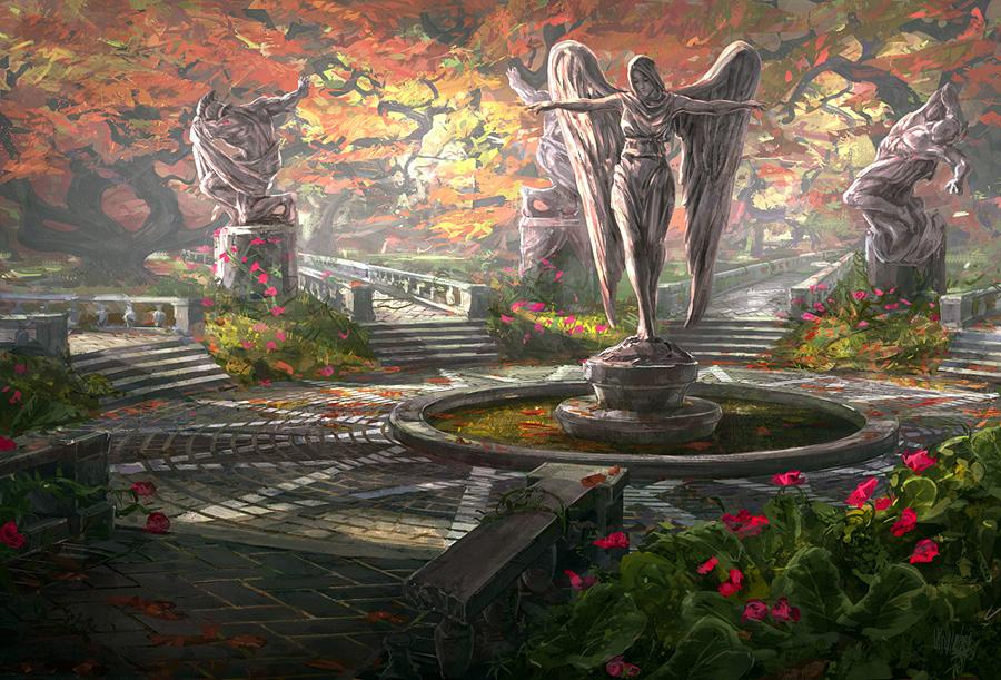 Il giardino dell'ombra