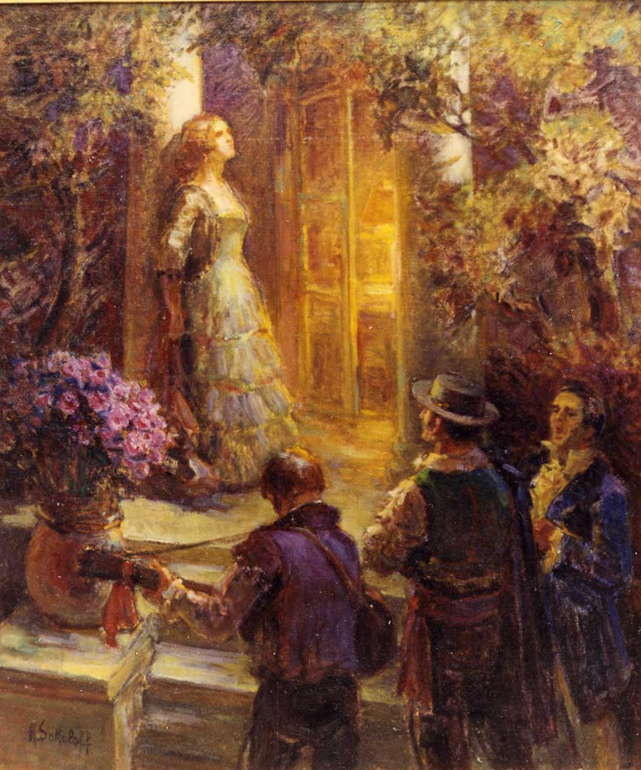 La serenata