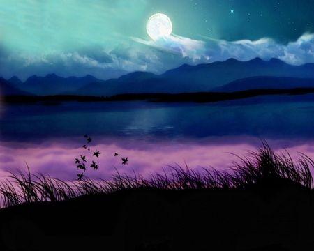La stella della Luna