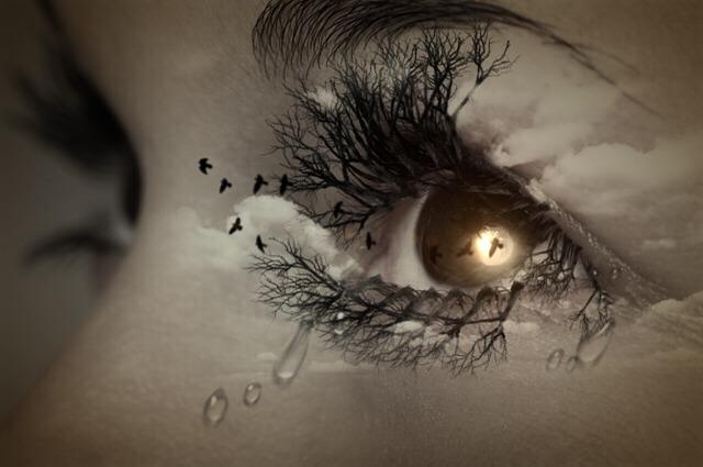 Occhi - Un frammento
