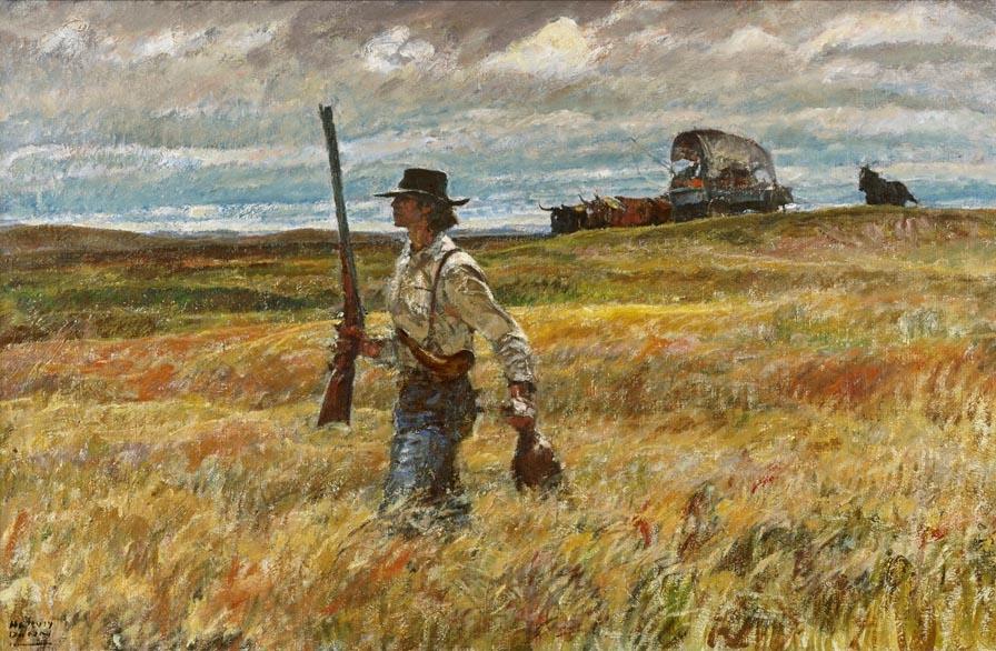 Il cacciatore delle praterie