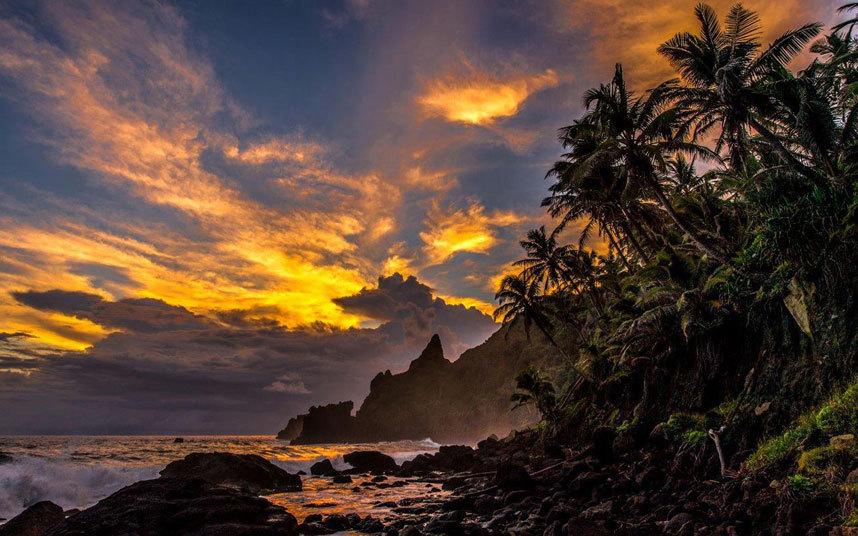 Una canzone dell'isola di Pitcairn