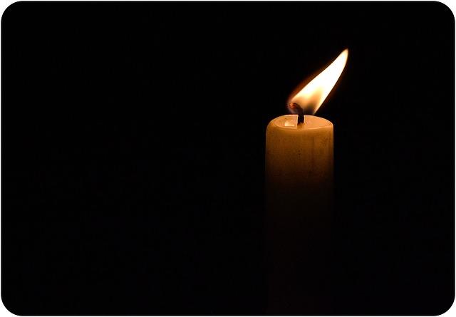 Sonetto ad una candela